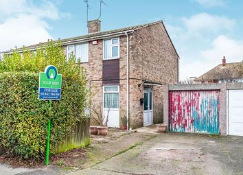 Thumbnail 3 bed semi-detached house for sale in Melbourne Avenue, Ramsgate