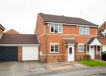 Thumbnail 2 bed semi-detached house for sale in Sunningdale Close, York