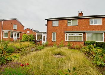 Thumbnail 3 bed semi-detached house for sale in Arisaig, Ouston, Chester Le Street