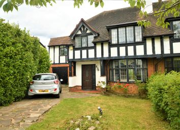 Thumbnail 6 bed semi-detached house to rent in Grange Crescent, Chigwell