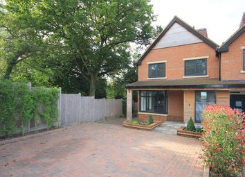 Thumbnail 4 bed semi-detached house for sale in Chiltern View Close, Lacey Green, Princes Risborough