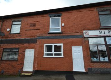 Thumbnail 2 bedroom terraced house to rent in Castle Street, Tyldesley, Manchester
