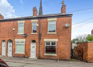 Thumbnail 2 bed end terrace house for sale in Dundonald Street, Heaviley, Stockport, Cheshire