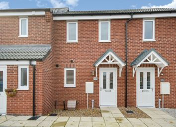 2 bed terraced house for sale in Ferrous Way, North Hykeham, Lincoln LN6
