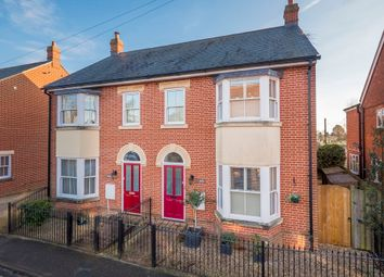 Thumbnail 3 bedroom semi-detached house for sale in Long Melford, Sudbury, Suffolk