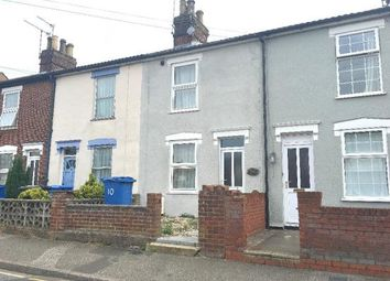 Thumbnail 3 bed terraced house for sale in Brunswick Road, Ipswich