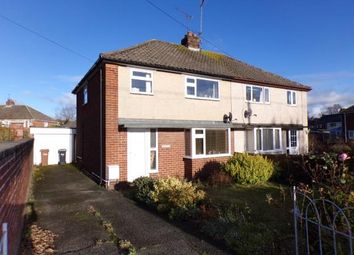 Thumbnail 3 bed semi-detached house for sale in Gwernaffield Road, Mold, Flintshire