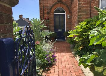 Thumbnail 3 bedroom end terrace house to rent in Vale Road, St Leonards On Sea