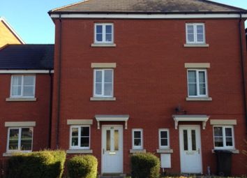 Thumbnail 4 bed terraced house to rent in Staddlestone Circle, Hereford