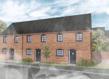 Thumbnail 2 bed cottage for sale in Plot 8, Laitier Terrace, Luke Lane, Brailsford
