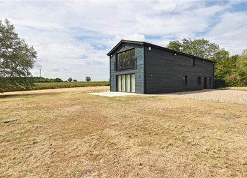 Thumbnail 3 bed barn conversion to rent in Cowlinge Road, Kirtling, Newmarket