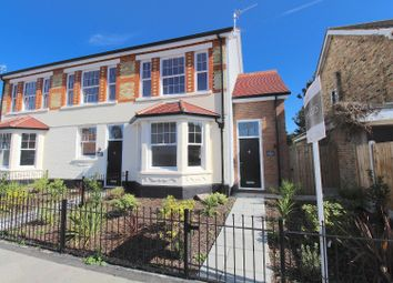 Thumbnail 3 bed town house for sale in Queen Street, Warley, Brentwood