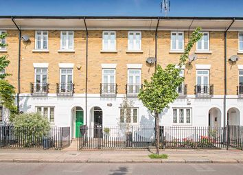 Thumbnail 5 bed town house for sale in Harwood Terrace, London