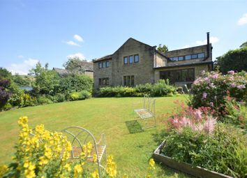 Thumbnail 5 bed detached house for sale in New Mills Road, Birch Vale, High Peak