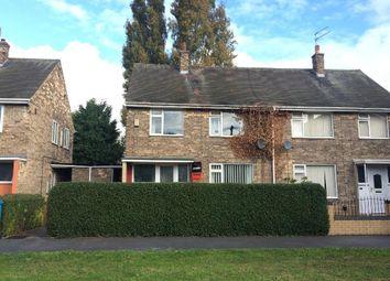 Thumbnail 3 bedroom semi-detached house for sale in Barrington Avenue, Chanterlands Avenue, Hull