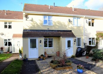 Thumbnail 2 bed terraced house for sale in Downfield Close, Brixham