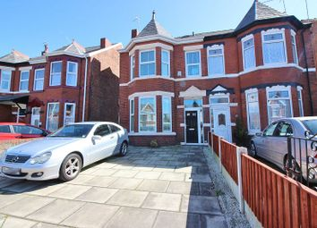 Thumbnail 4 bed semi-detached house for sale in Fir Street, Southport