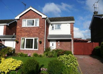 Thumbnail 3 bed detached house to rent in Carlton Close, Cheadle