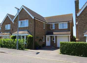 Thumbnail 4 bed detached house for sale in Haymans Way, Papworth Everard, Cambridge