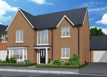 "Thumbnail 4 bed detached house for sale in ""The Brampton"" at Showground Road, Malton"