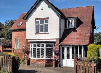 Thumbnail 4 bed detached house for sale in Chesterfield Road, Heage, Belper, Derbyshire