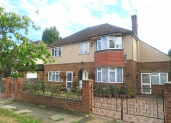 Thumbnail 5 bed detached house for sale in Pates Manor Drive, Bedfont, Feltham
