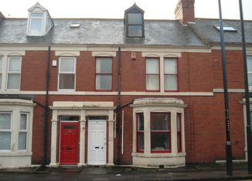 Thumbnail 6 bed terraced house to rent in Osborne Road, Newcastle Upon Tyne