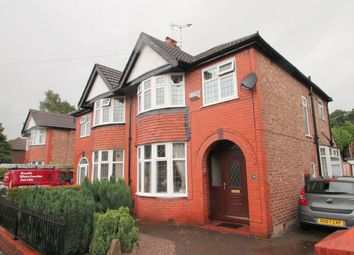 Thumbnail 3 bed semi-detached house to rent in Langdale Road, Sale