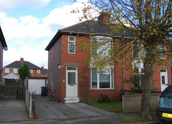 Thumbnail 3 bed semi-detached house to rent in Regent Avenue, Armthorpe, Doncaster