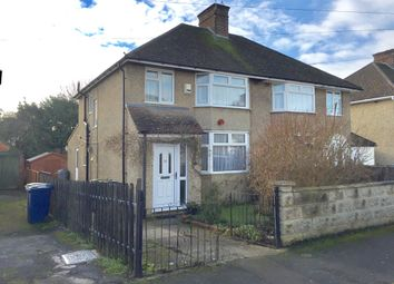 Thumbnail 3 bed semi-detached house for sale in Kelburne Road, Oxford