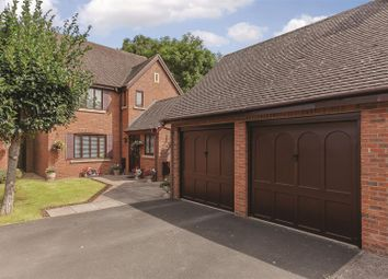 Thumbnail 4 bed detached house for sale in Shepherd Close, Long Itchington, Warwickshire