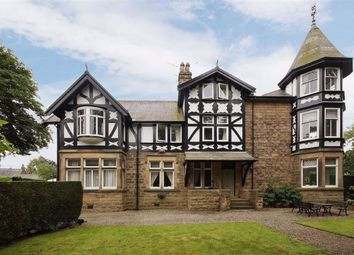 Thumbnail 3 bed flat to rent in Duchy Road, Harrogate, North Yorkshire