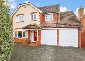Thumbnail 5 bed detached house for sale in Little Field, Staplehurst, Kent