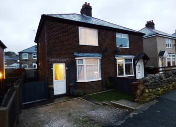 Thumbnail 3 bed semi-detached house for sale in Burlow Road, Harpur Hill, Buxton, Derbyshire