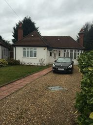 Thumbnail 3 bed bungalow to rent in The Vale, Heston, Hounslow
