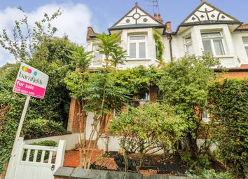 Thumbnail 4 bedroom end terrace house for sale in River View, Enfield