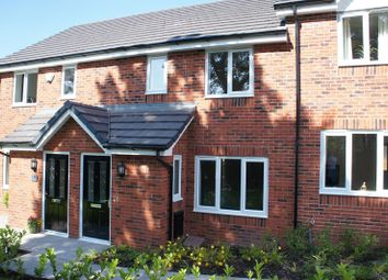 Thumbnail 3 bed mews house to rent in Wolstanholme Close, Congleton