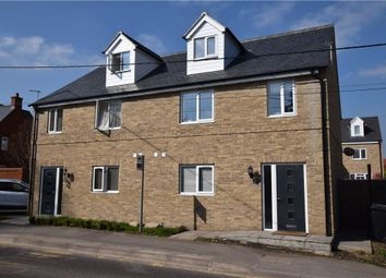 Thumbnail 3 bed semi-detached house for sale in Dunmow Road, Takeley, Bishop's Stortford