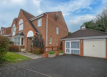 Offwell Close, Ipsley, Redditch B98. 4 bed detached house for sale