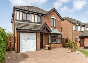 Thumbnail 4 bedroom detached house for sale in Cawder Road, Carrickstone, Cumbernauld, North Lanarkshire