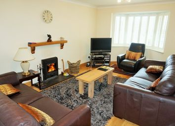 Thumbnail 4 bed detached house for sale in Redbrook Court, Caerphilly