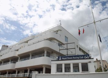 Thumbnail 1 bed flat to rent in The Parade, Cowes