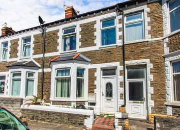 Thumbnail 3 bedroom terraced house for sale in Lower Morel Street, Barry