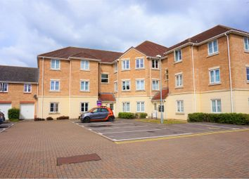 Thumbnail 2 bed flat for sale in 9 Swan Close, Swindon