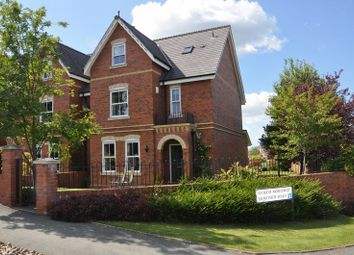 Thumbnail 4 bed terraced house for sale in Mortimer Road, Montgomery