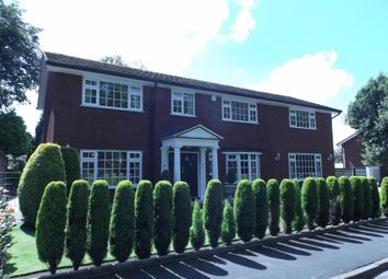 Thumbnail 5 bedroom detached house for sale in Turnberry Road, Heald Green, Cheadle