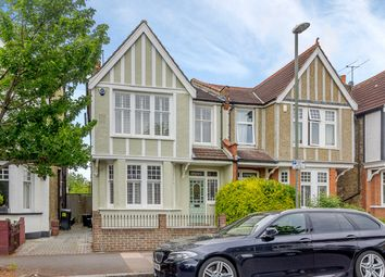 Thumbnail 3 bed semi-detached house for sale in Cromwell Road, Beckenham