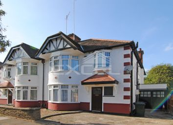 Thumbnail 4 bed property to rent in Lyndhurst Gardens, Finchley Central, London
