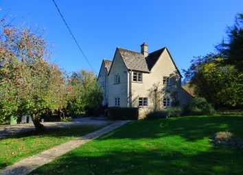 Thumbnail 4 bed country house for sale in Awkward Hill, Bibury, Gloucestershire
