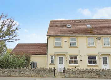Thumbnail 3 bed end terrace house for sale in Trescothick Drive, Oldland Common, Bristol